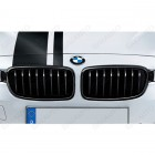 51712240778 - Grila fata dreapta BMW M Performance - BMW Seria 3 F30, F31 | Original BMW
