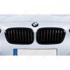 51712357461 - Grila fata stanga BMW M Performance - BMW Seria 1 F20, F21 (Facelift) | original BMW